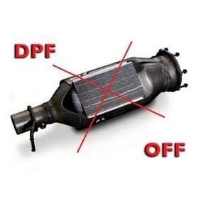 Софтуерно премахване на ДПФ/DPF, ЕГР/EGR, Lambda/Вихрови клапи + Remap