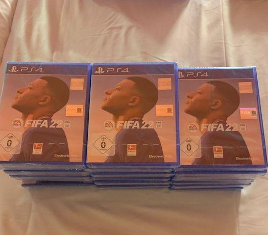 Jocuri  sigilate fifa 22 PS5&Ps4&xbox
