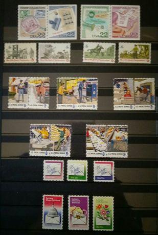 Lot de timbre statele unite ale Americii