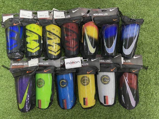 Футбольные щитки Nike Mercurial в Алматы
