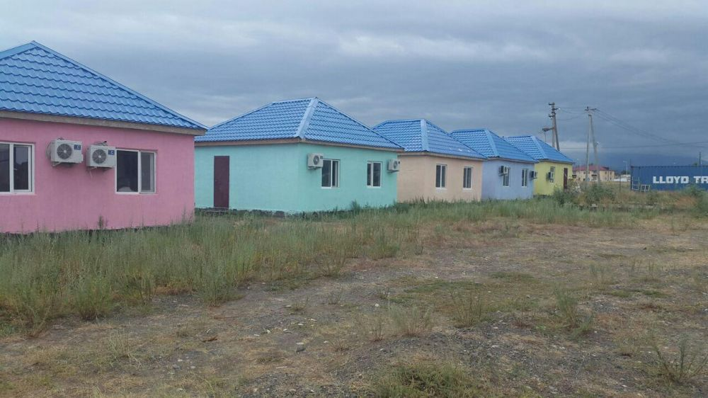 Продам зону отдыха на Алаколе, в самом центре Ахчи