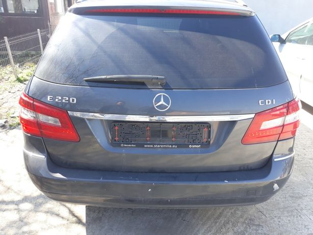 Bara Spate Mercedes E Class W212 Combi