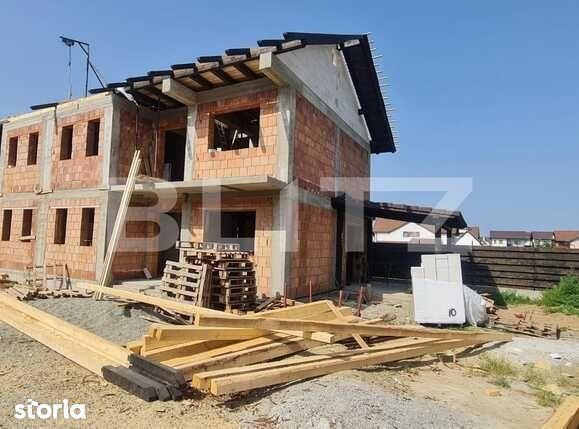 Duplex în cartier de case Șelimbăr