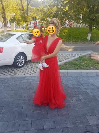 Rochii set mama & fiica