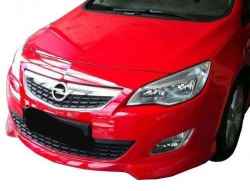 Opel Astra J Lip Spoiler / Опел астра ж Лип спойлер