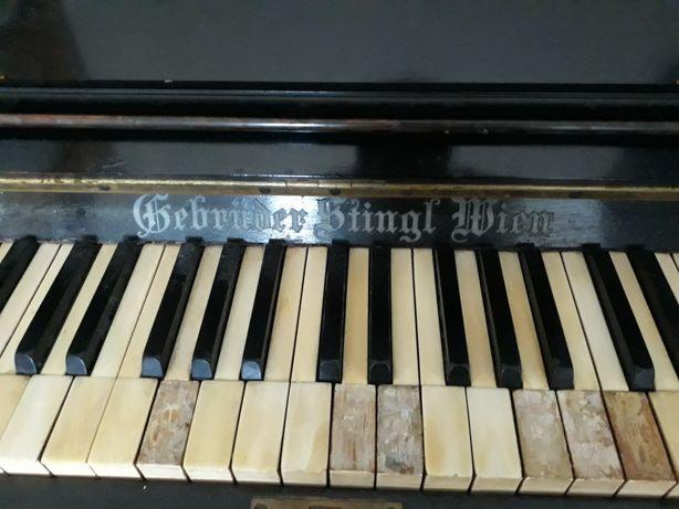 Pianina Gebriider Stîngul Wien