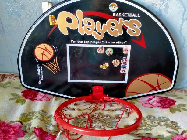 Продам детское баскетбольное кольцо