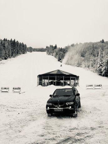 Подавам BMW X5 Швейцария с газ