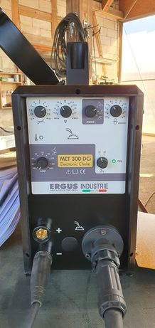 Ergus 300DCI Esab Fronius Miller Ewm Lincoln Electric etc.