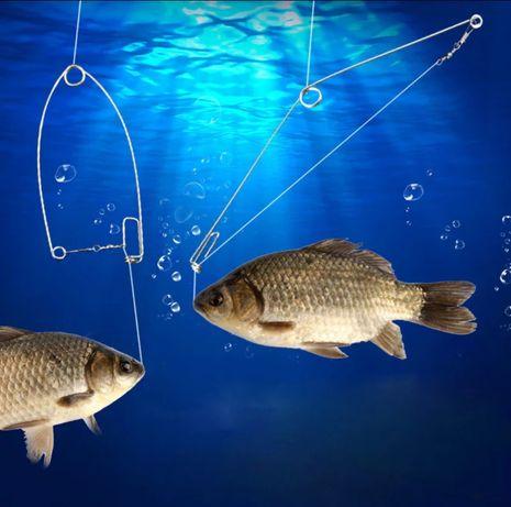 Автоматичено засичане на риби