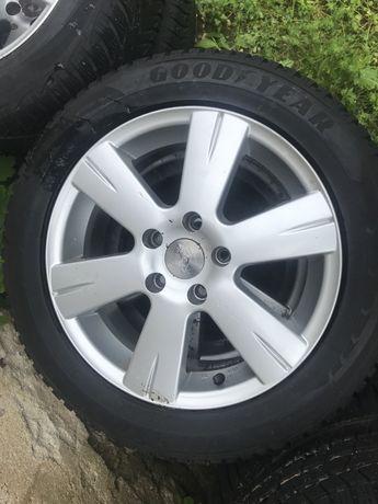 """Jante aluminiu VW Golf 16"""""""