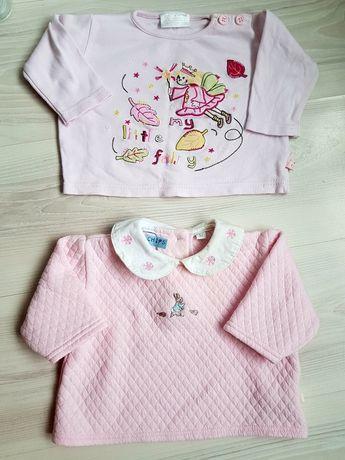 Bluzite bebe nr.62-68