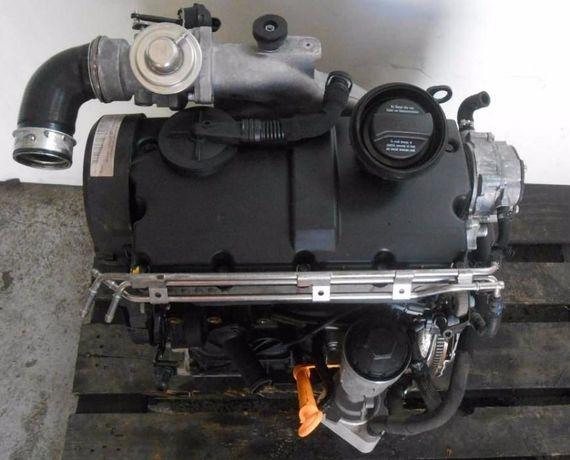 motor vw sharan seat alhambra ford galaxy ASZ 1.9 tdi 130 cp