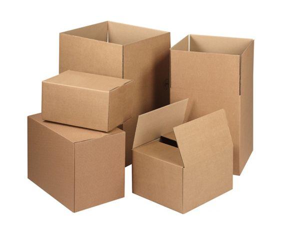 Картонные коробки для переезда, картонная упаковка, листы, пленка