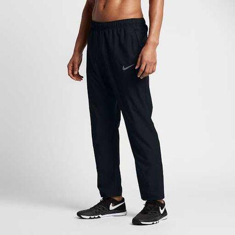 Найк Nike Dri Fit  Dry Team мъжко черно долнище долница размер L
