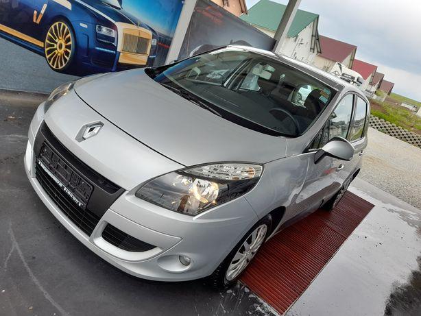 Renault scenic 1.5 diesel manual 2011,euro v
