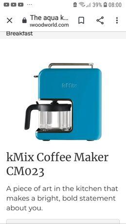 Cafetiera,aparat cafea filtru Kenwood KMix 6 cesti