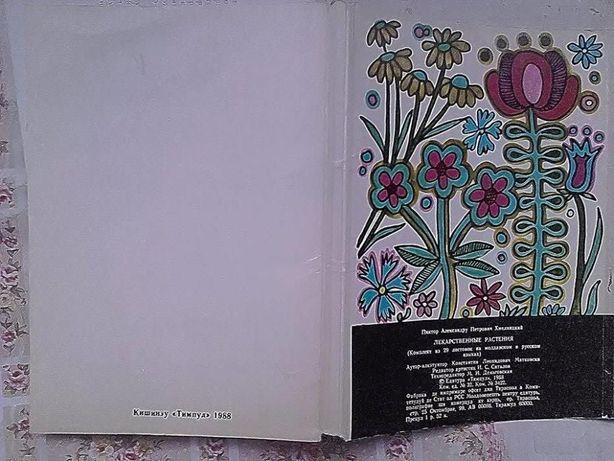 Plante medicinale 1988