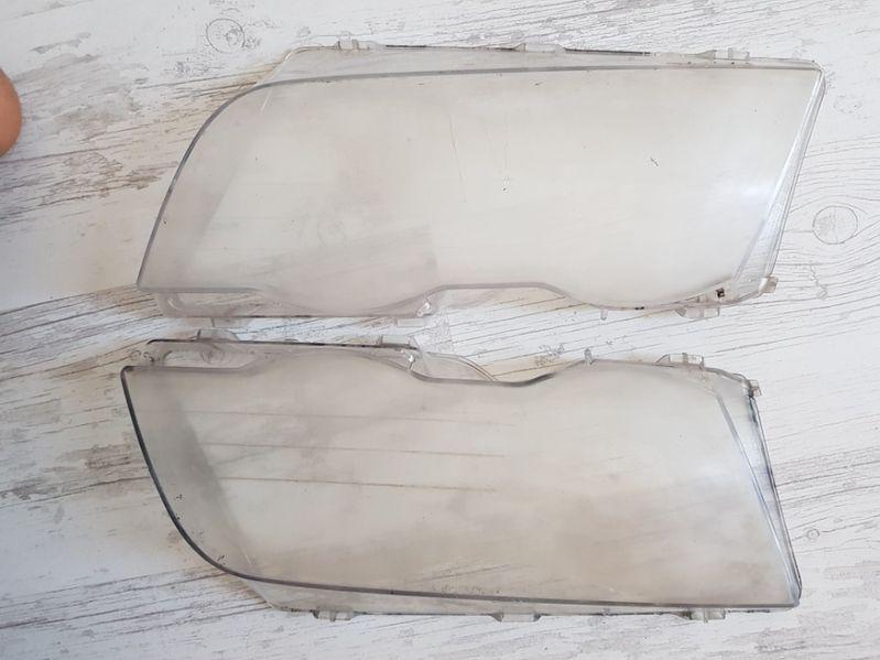 Стъкла за фарове за BMW E46 Седан / Комби ,преди фейслифт гр. Асеновград - image 1