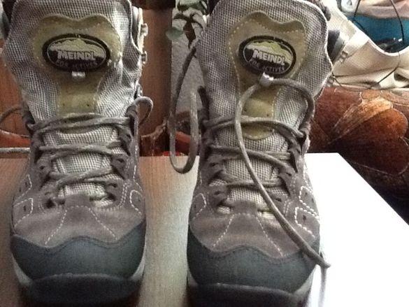 Ловни-туристически обувки MEINDL/Германия с GORETEX мембрана. 40 номер