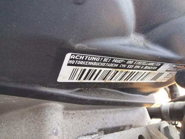 Motor VW AUDI SEAT SKODA 1.2TSI CYV Euro6 2017 nou 18000km cu factura