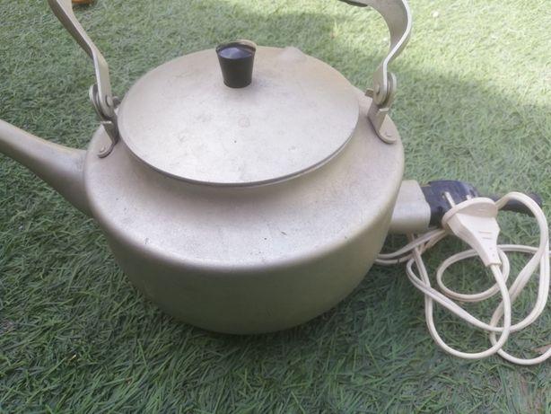 электрический алюминивый чайник кипятильник 8000 тенге полезнее чем