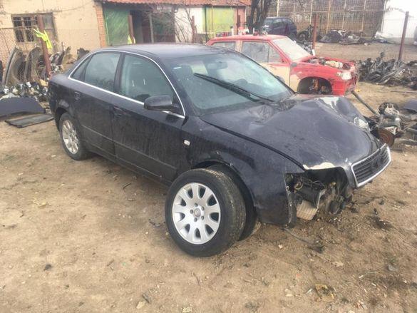 Audi A4 B6 1.9TDI AWX Ауди а4 б6 1.9тди 131кс на части