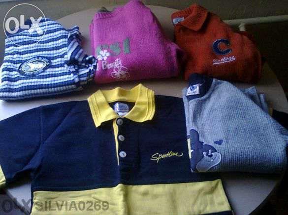 Оригинални детски дрехи