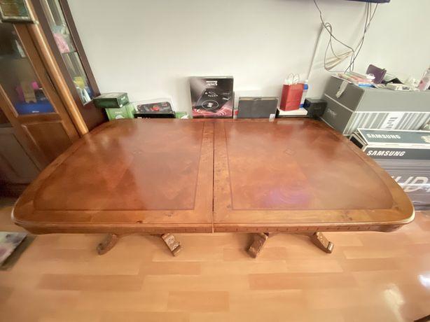 Большой деревянный 2,5м стол(очень длинный)