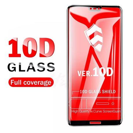 10D Стъклен Протектор Huawei P20/P20 lite/P10/P10 lite/P10 plus цена