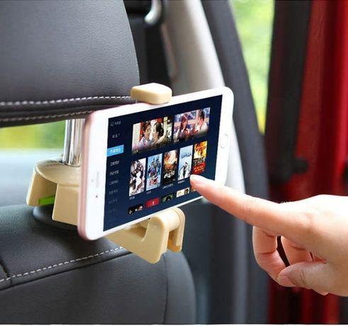 Универсална стойка/кука за кола ,за телефон закрепване към подглавник