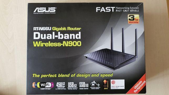 Router gigabit ASUS RT-N66U Dual Band