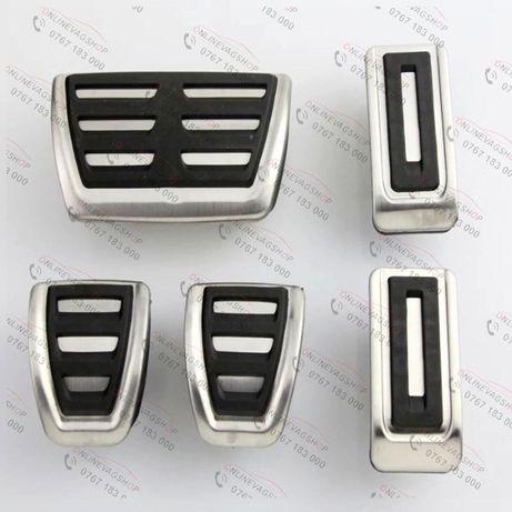 Set pedale Inox pentru Volkswagen Transporter T5 ,Caravelle, Multivan