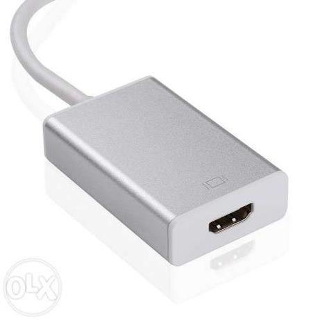 USB Видеокарта Конвертер с USB 3.0 на HDMI и VGA В Алматы