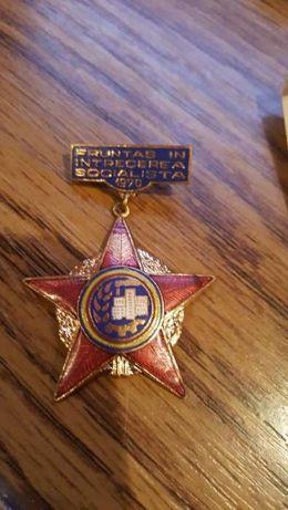 Medalie - Fruntas in intrecerea socialista (1967)