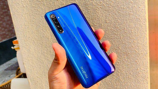 Смартфон RealMe X2, 128Gb, Pearl Blue White New