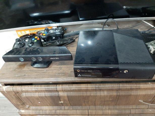 Продам xbox 360 с кинетом