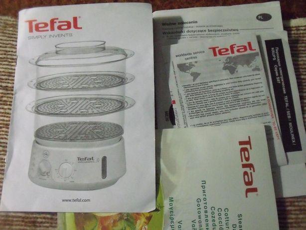 De gatit cu aburi la Tefal, aparat electric