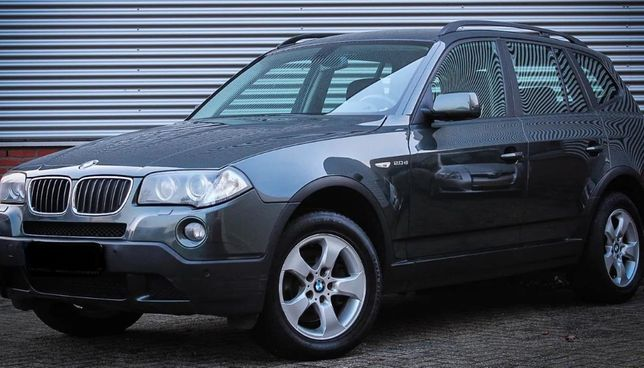 BMW X3 2.0d Xdrive 4x4 executive facelift - turbina noua