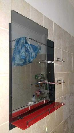 Зеркало для ванны с подставкой