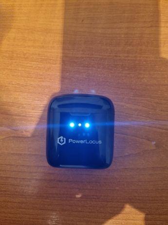Casti Wireless ,PowerLocus PLX Bluetooth, Negru
