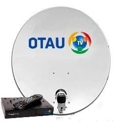 Отау ТВ Алма ТВ установка настройка спутниковых антенн