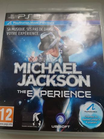 Joc Michael Jackson the Experience ps3.
