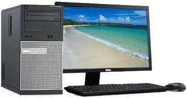 GAMING DELL Optiplex/Cpu i5-3.6GHZ/Ram 8GB/ AMD Rx-580-8GB/SSD+HDD 1TB