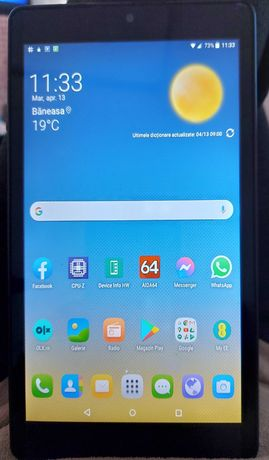 Alcatel onetouche pixi 3(8)-Tableta cu sim