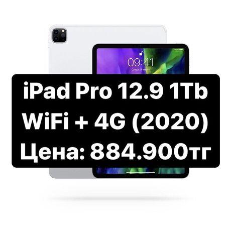 iPad Pro 12.9 1 tb WiFi 4G LTE Cellular 2020 / Планшет Айпад Про 12.9