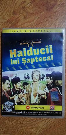 HAIDUCII LUI ȘAPTECAI DVD Pret 100 ron în Fălticeni Trimit în Tara