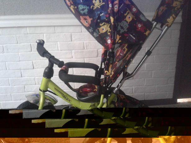 Детский велосипед - трансформер