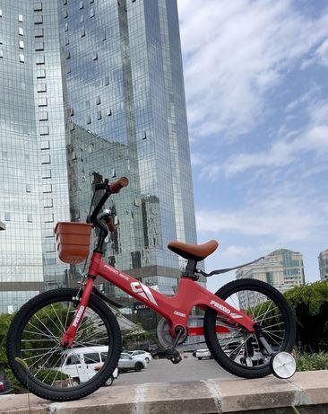 Продажа детский велосипед алюминевый рама Prego оригинал  со склада