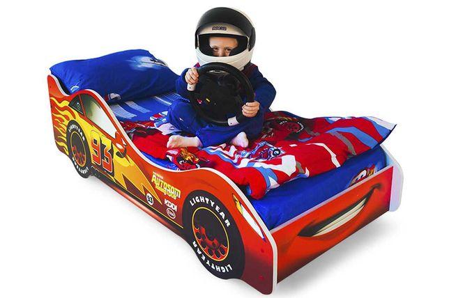 Детская кровать машина машинка Тачка новинка Кокшетау